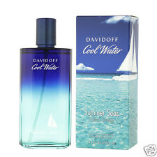 Davidoff Cool Water Man Summer Seas Eau De Toilette 125 ml (man)