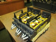 Bussmann Optima Overcurrent Protection Module OPM-SW 30A 600V Lot of 3 Used
