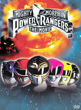 Mighty Morphin Power Rangers: The Movie (DVD, 2003)