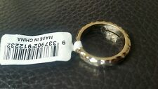 ♡♡♡ Brand new stunning Soft Gold Witchery Cocktail signature Size Large Ring