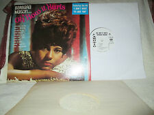 BARBARA MASON.. Oh,How It Hurts..ORG '68 RARE MONO WHITE LABEL DJ PROMO! NM!