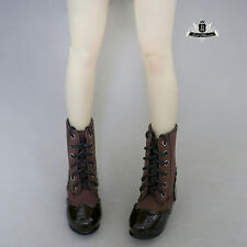 MSD Shoes 1/4 BJD Shoes Supper Dollfie Boots Dollmore Luts AOD DZ High heels 376