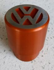 VW Gear Knob Smooth Orange T2 T3 T25 Mk1 Mk2 Golf Caddy Passat