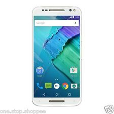 "New Launch Motorola Moto X Style Unlocked Dual 4G SIM 5.7"" QHD 3GB RAM 21MP-32GB"