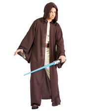 Star Wars Mens Jedi Robe Costume Style 2, Std, CHEST 44""