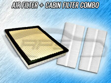AIR FILTER CABIN FILTER COMBO FOR 2010 2011 2012 2013 2014 2015 NISSAN ARMADA