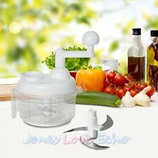 Hand Chopper and Manual Food Processor. The Ultimate Multi Function Kitchen