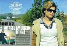 Coupure de Presse Clipping 2006 (6 pages) Khodorkovski voyages d'Inna