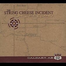 THE STRING CHEESE INCIDENT - On the Road: 10-14-02 Calgary, AB CD
