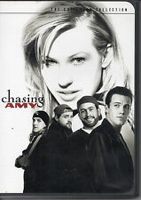 "MAKE OFFER FREE SHIP ""Chasing Amy"" DVD Affleck, Adams, Kevin Smith obsess posses"