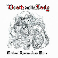 MICHAEL RAVEN AND JOAN MILLS - Death And The Lady. New CD + sealed