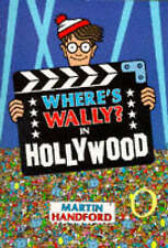 Where's Wally in Hollywood, Handford, Martin Paperback Book