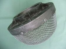 """MOON Fire Truck Foot Suction Round Strainer  5"""" NH"""