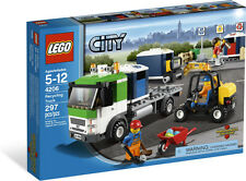 NEW Lego 4206 Recycling Truck THE SELLER U WANT City Garbage Refuse