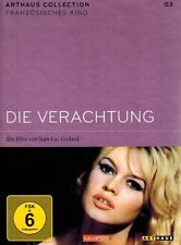 DVD NEU/OVP - Die Verachtung (Jean-Luc Godard) - Brigitte Bardot
