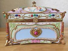 Disney Tinker Bell Musical Trinket Box Music Box Deluxe