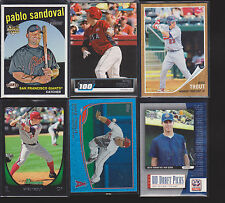 PABLO SANDOVAL 2008 TOPPS HERITAGE ROOKIE CARD #656 BOSTON RED SOX