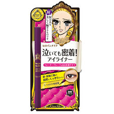 103 Japan Kiss Me Heroine Make Smooth 0.1mm Liquid Eyeliner Black