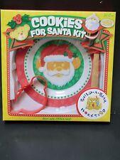 Build a Bear Cookies for Santa Kit Christmas New NIB