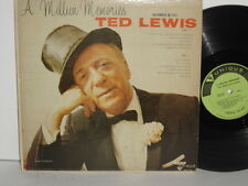 TED LEWIS A Million Memories LP Jazz Swing If I Were A Millionaire Baby Face