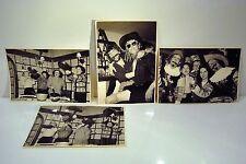 Photographies originales GUILLEMARD VALBERG années 1960 chandeleur déguisement
