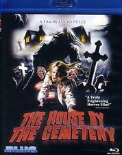 House by the Cemetery Blu-ray Region ALL