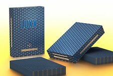 Luxx Elliptica first Edition Blue playing cards Brand New