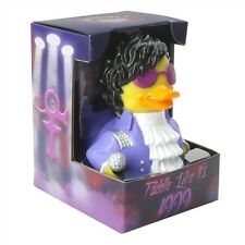 PRINCE PADDLE LIKE IT'S 1999 CELEBRIDUCKS RUBBER DUCK NEW
