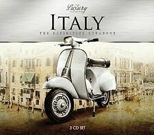 ITALY-LUXURY TRILOGY (Lia Martese, Nicola di Bari, Patty Pravo,...) 3 CD NUOVO