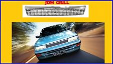 NEW Toyota Corolla 88-92 Chrome Grill JDM VERSION AE92