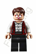 LEGO 75827 GHOSTBUSTERS Janine Melnitz Minifigure (split from Set 75827)