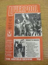 22/04/1978 Liverpool v Norwich City  (Creased)
