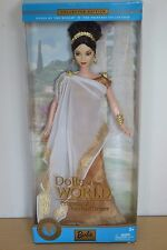 2003 Collector Edition Dolls of the World PRINCESS OF ANCIENT GREECE BARBIE