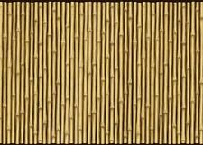 Tropical Luau Hut Scene Setter Room Roll BAMBOO WALL Party Decoration