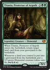TITANIA, PROTECTOR OF ARGOTH Commander 2014 MTG Green Creature—Elemental Mythic