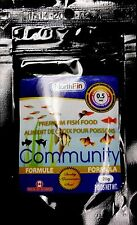 NorthFin Community Formula 0.5mm Sinking Pellet FISH FOOD 20 GM BAG