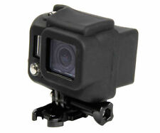 Protective Dirtproof Soft Silicone Rubber Case Skin Cover for GoPro HD Hero 3+ 4