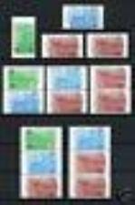 Nederland alle combinaties  uit  postzegelboekje 39  postfris/MNH