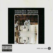 Iceberg Slim Reflections / Infinite Zero CD 1994