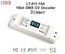 LT-811-10A DMX-PWM LED Decoder 8/16 bits single color DMX dimmer driver 12-24V