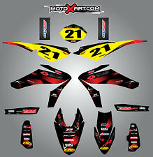Husqvarna 449-511 TE TC 2011 - 2015 Barbed  Style Graphics Kit / stickers/decals