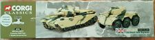Corgi Classics British Army Centurion MkIII Tank & Car 69901 BNIB Low Cert No.