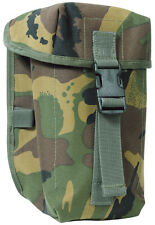 British Army Combat Utility Water Bottle Pouch Bum Bag Belt PLCE DPM Camo New US