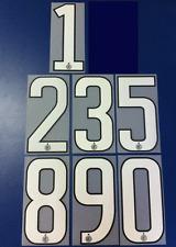 inter 2011-2012 numero numeri bianchi a scelta x maglia inter nike nuovo nuovi