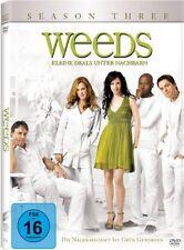 3 DVD-Box ° Weeds - kleine Deals unter Nachbarn ° Staffel 3 ° NEU & OVP