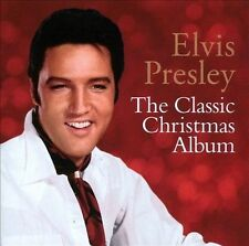 The Classic Christmas Album by Elvis Presley (CD, Oct-2012, Legacy) NEW
