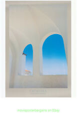 CATALINA ISLAND Gallery Print Poster Mirage Editions 1987 RUSS WIDSTRAND Artwork