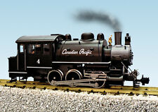 USA Trains G Scale DOCKSIDE 0-6-0T STEAM LOCOMOTIVE R20065 Canadian Pacific (4)