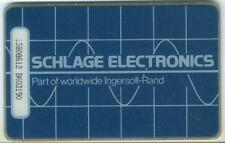 Schlage SE1050 Command Key Security Access Cards