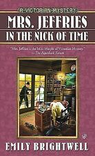 A Victorian Mystery: Mrs. Jeffries in the Nick of Time 25 by Emily Brightwell...
